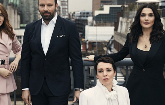 'The Favourite' Blows Up Gender Politics With the Year's Most Outrageous Love Triangle