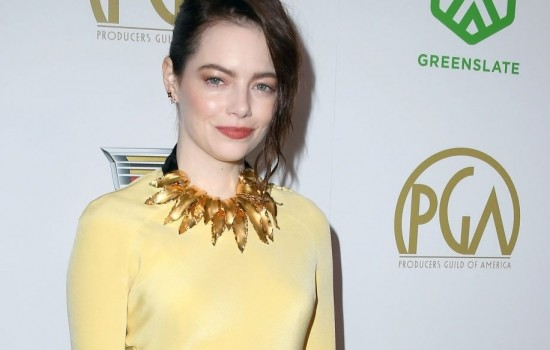Emma Stone attends the 30th Annual Producers Guild Awards!
