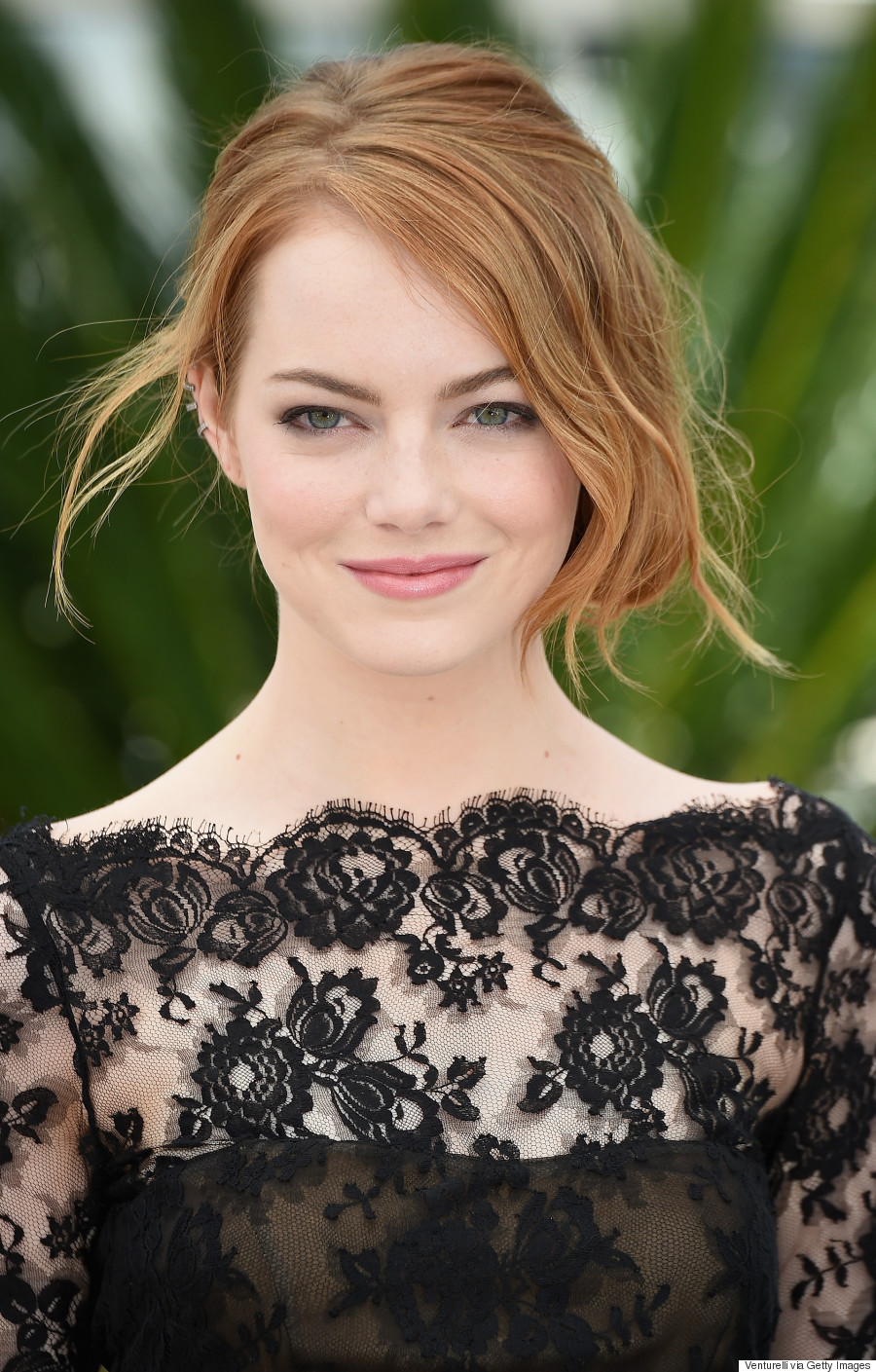 Exclusive Emma Stone Daily
